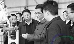董华在云锡锡材公司调研时指出:进一步抓好深化改革和转型升极