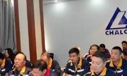 西北铝组织收看学习贯彻党的十九大精神报告会