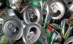 铝制饮料罐回收率是全球回收率最高的饮料包装