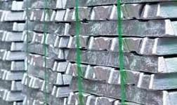 统计局:12月上旬铝锭价格环比下跌3.5%