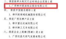 柳铝荣获柳州市阳和工业新区多项奖励