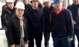 四川省委两新组织工委书记尹显耀到阿坝铝厂调研党建工作