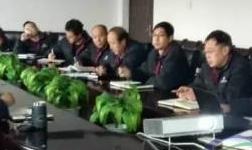 """国鑫铝业公司召开""""管理创新、形象提升""""主题实践活动实施方案讨论会"""