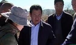 州委书记陈坚到鹤庆县调研水电铝产能规划布局和脱贫攻坚工作