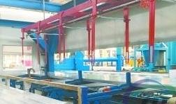 广亚铝业 国内首创行业智能装料设备