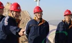 葛红林出席山西中润轻合金一期一步项目竣工座谈会