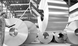 2017年12月河南十种有色金属产量40.85万吨