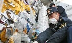 铅矿砂变洋垃圾 天津查获今年首起走私固体废物案件