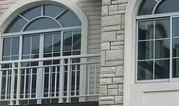 铝合金门窗配件三大分类
