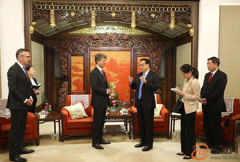 李克强£º中国将推进高水平的对外开放 会继续成为外商投资的热土