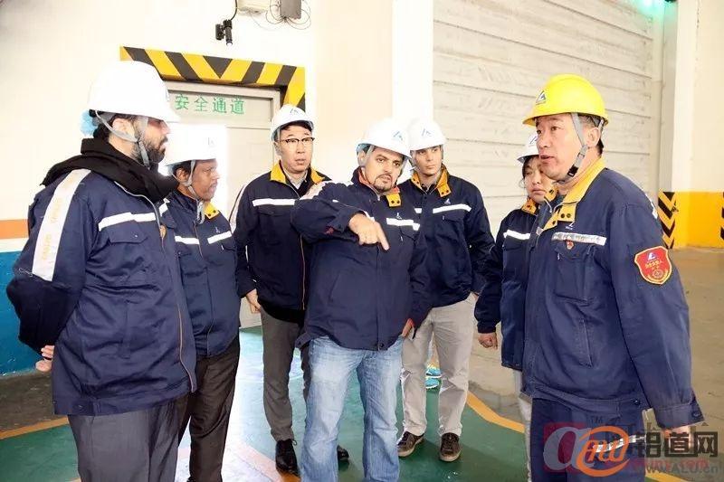 阿联酋环球铝业、瑞士萨德合金公司到访包铝