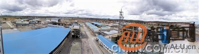 山峦万仞谋发展 沧海云帆绘蓝图—记北京矿冶科技40周年发展历程