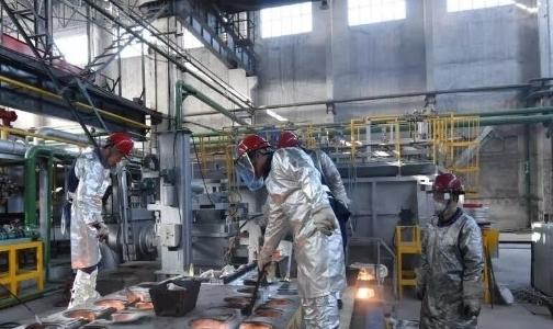 中铝西南铝熔铸厂助推某7系合金提质保量