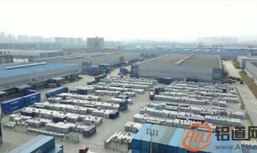 重庆中集物流 打造西南有色金属物流集散基地