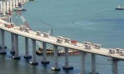 新河铝材助力港珠澳大桥珠海口岸工程