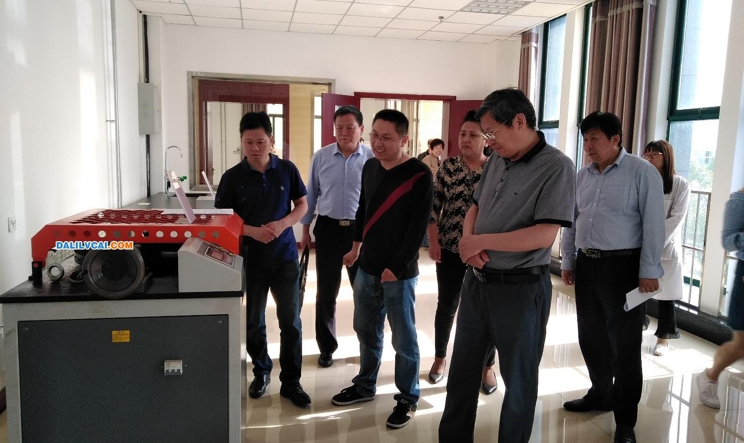 河南省铝材质量监督检验中心正式投入使用