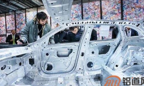 美国铝工业近年来着力发展汽车铝材