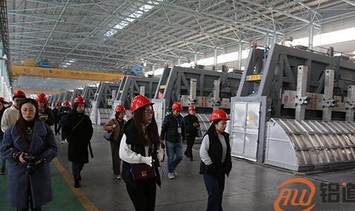 魏桥创业600KA铝电解槽实现超低排放 水平国际领先