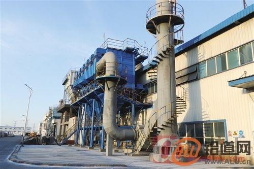 东兴铝业阳极组装作业环境大改善