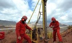 江西有色地质勘查一队仙鹤峰铜金矿预查项目通过野外验收