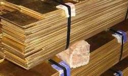 海关总署:中国10月进口未锻轧铜和铜材420,000吨 环比下滑18.7%