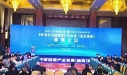 2018年中国铝箔产业发展(濉溪)高峰论坛在安徽濉溪举行
