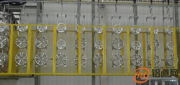 驻汤阴安阳市人大代表视察豫联高晶铝轮毂项目