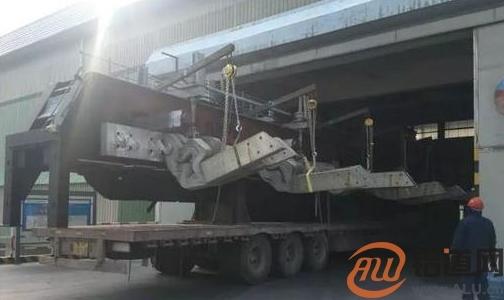 青海西部水电有限公司首台420KA电解槽大修工作顺利完成