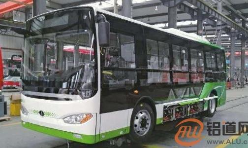 贵州长江汽车成功交付全铝纯电动客车