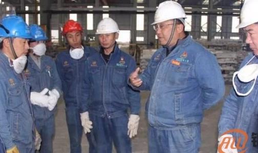 """公司举行铸造工序""""熔炼炉铝液泄漏""""事故应急演练"""