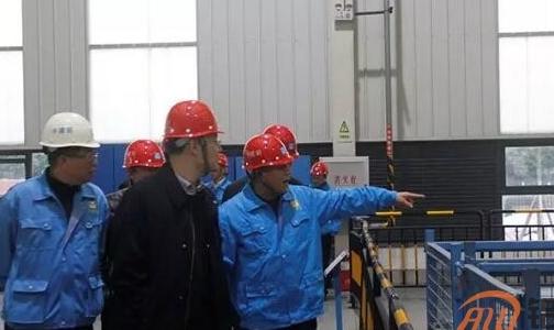 刘延峰赴成都短期工作到中建铝调研指导中建铝获得高度肯定