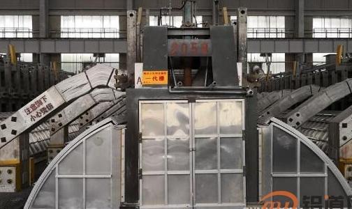 重庆旗能电铝公司电解槽大修精细扎糊技术取得成功