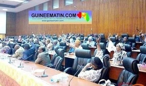 重磅官宣:几内亚国民议会全票通过赢联盟开矿、铁路和氧化铝厂三大公约!