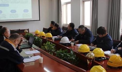 """山西铝业公司开展四季度""""基石行动""""综合评价检查"""