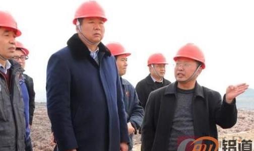 神火集团党委书记、董事长李炜到有色汇源公司、煤业公司梁北矿、泉店矿调研