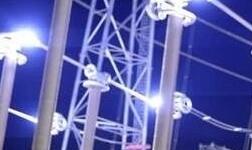 大唐五彩湾北一电厂系统反送电一次成功