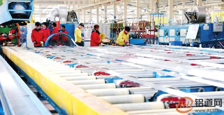 铝基新材料产业加速集聚 呈现快速发展的良好势头