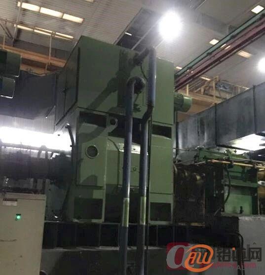 中铝青海分公司独立完成2000kW直流电机装机调试