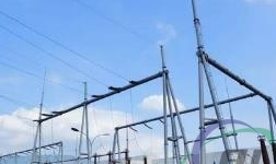 旗能电铝圆满完成供电电气设备计划检修工作