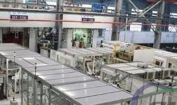 海源公司打造新能源汽车轻量化生产线