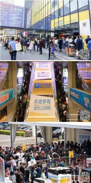 新产品、新风向,广州门窗幕墙展明年与您继续相约!