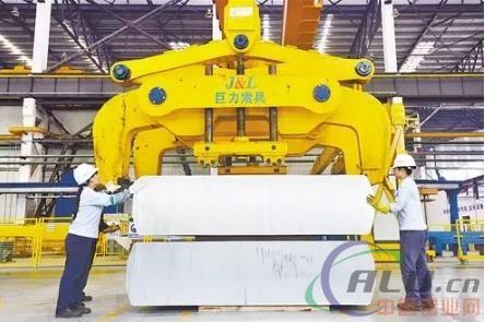 大力发展高端铝产业是当务之急 广西构筑全国铝产业发展新高地