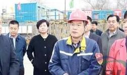包头市副市长王秀莲调研包铝