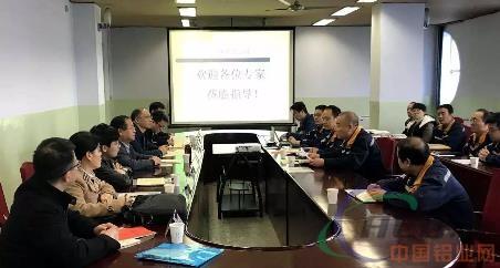 山西新材料公司大能源项目通过中国铝业验收