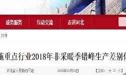 邯郸市非采暖季错峰生产 钢企限产25%