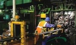 不锈钢分公司冷轧二厂对检查反馈问题进行认真整改
