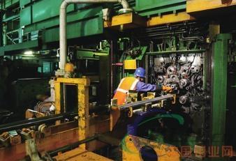 不锈钢分企业冷轧二厂对检查反馈问题进行认真整改