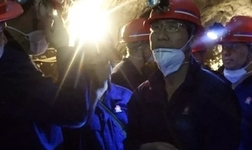 水口山公司康家湾矿3月份出矿量创近年月度新高
