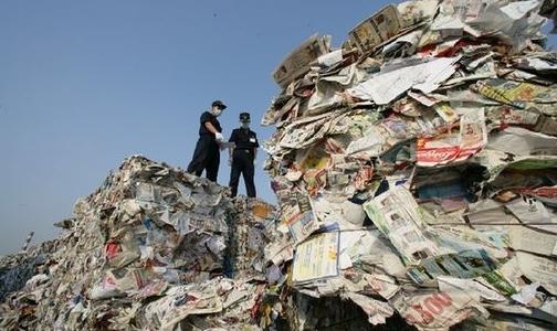 """一纸禁令,一场 """"洋垃圾""""全球贸易暗战"""