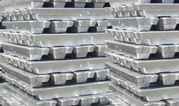2017-2018财年,伊朗铝锭产量为34万吨